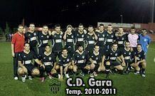 Foto perteneciente a la web del CD Gara