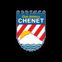 Escudo del Atlético Chenet.