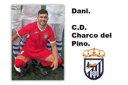 Dani portero Charco del Pino