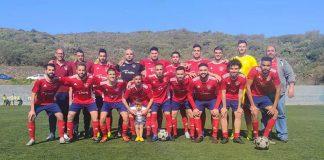 encuentro Isora FC vs Atl. Restinga