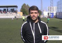 Entrevista a Jorge Pérez, por su marcha del Atlético Tacoronte para fichar con el Atlético Victoria.