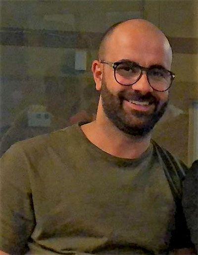 Iván Hernández entrenador CD Hermano Pedro