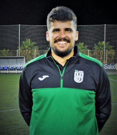 Juanmi Marin Entrenador CD Ofra