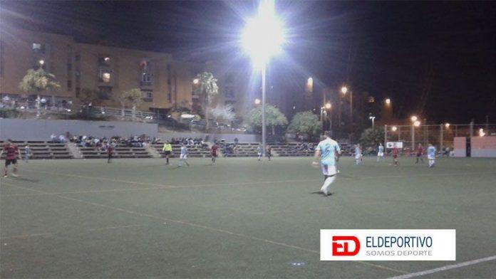 Encuentro de la jornada 21 entre el AD Añaza y el CD San Lorenzo.