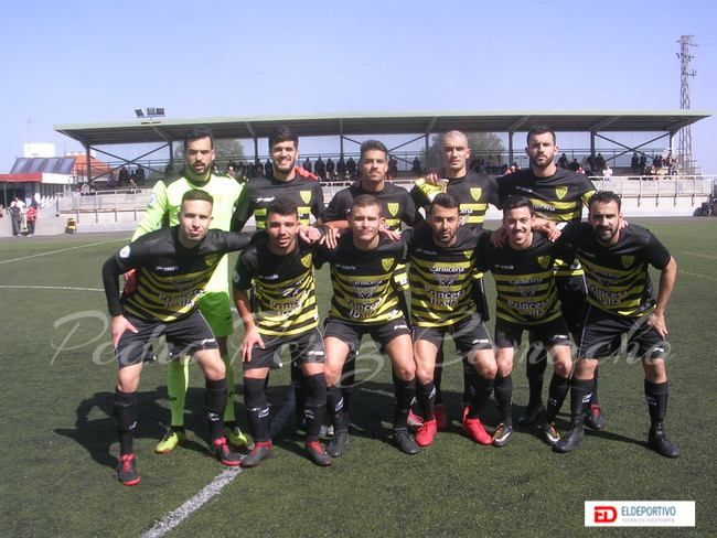 Once inicial del Atlético Tacoronte.