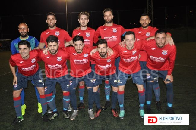 Once inicial del Glassydur U.D. Icodense.