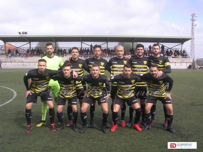 Plantilla del Atlético Tacoronte.