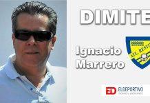 Dimite Ignacio Marrero.