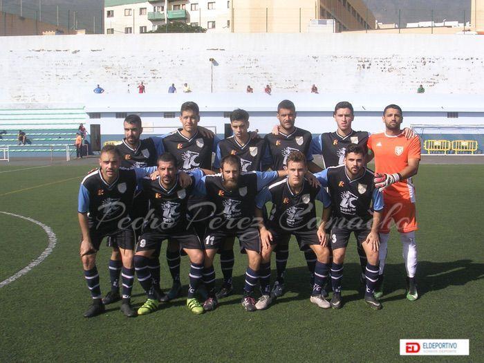 Plantilla de El Cotillo, temporada 2018-19.
