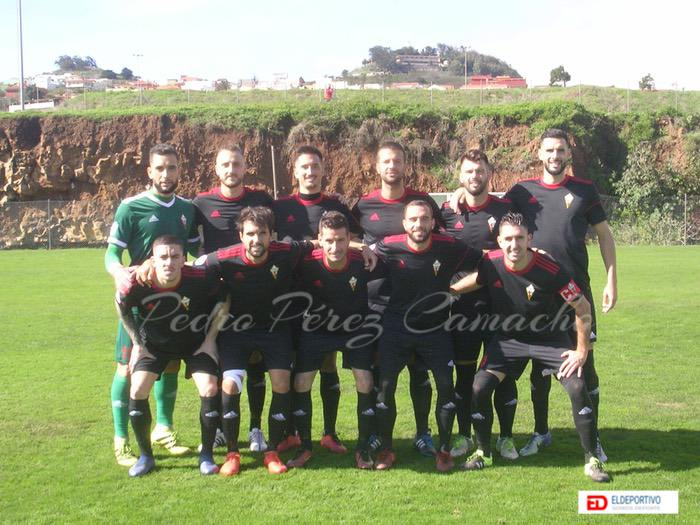 Plantilla del C.D. Mensajero, temporada 2018-19.