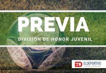 Jornada 23 de la División de Honor Juvenil, Grupo 6.