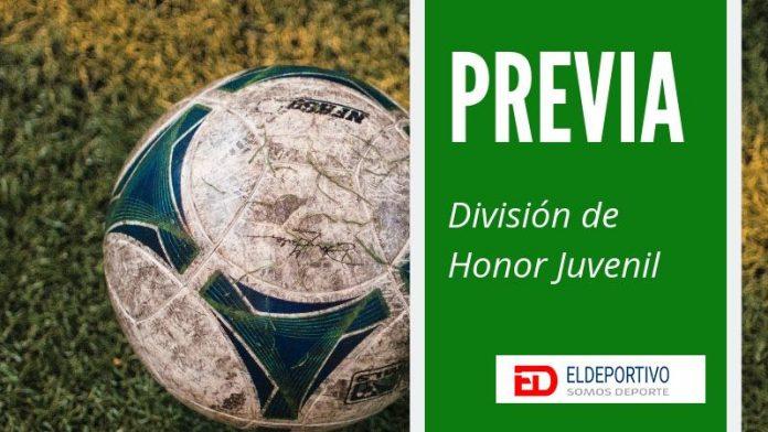 Previa de División de Honor Juvenil, jornada 24.