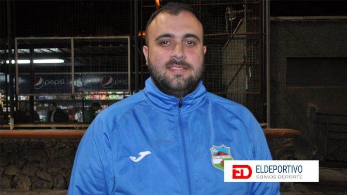 Hoy presentamos a Samuel Rivero, segundo entrenadordel Atl. San Juan.