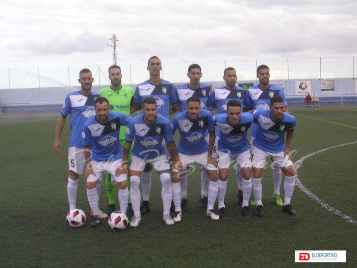 Plantilla de la U.D. Tamaraceite, temporada 2018-19.