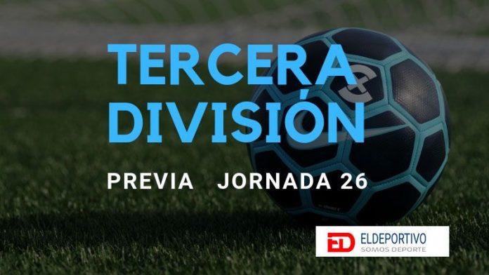 Jornada 26 Grupo Canario Tercera División