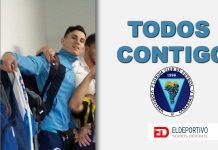 David Meca, TODOS CONTIGO !!