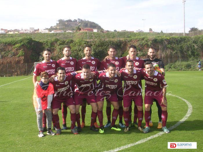 Plantilla de la U.D. Villa Santa Brígida, temporada 2018-19.