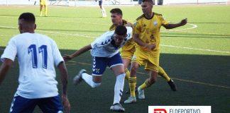 El Tenerife B apunta a la zona de playoff.