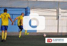 Secuencia del primer gol del Gregory, CD San Miguel.