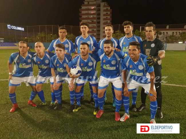 Once inicial del CD Marino B.