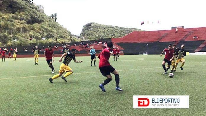 Gran gol de Yeray a poco del final.