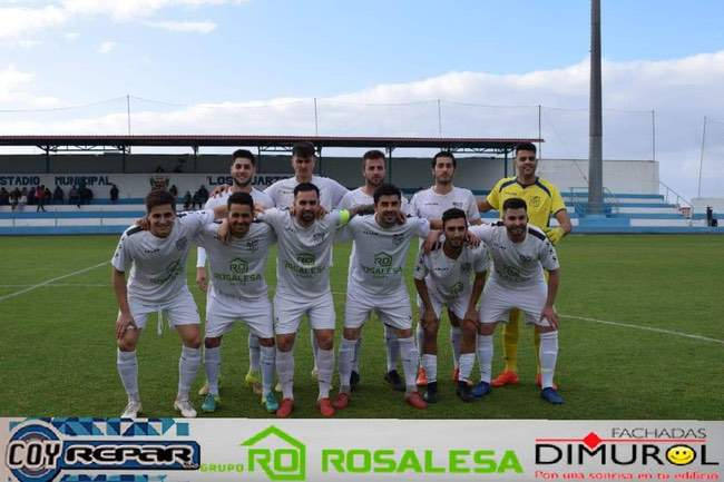 Once inicial del Orotava.