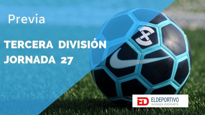 Tercera División Canaria, jornada 27.