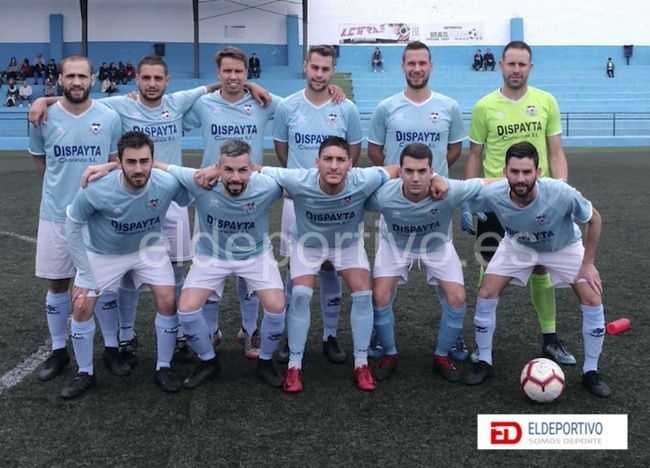 Once inicial del UD Realejos.