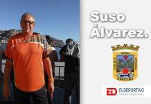 """Suso Álvarez: """"El equipo está muy ilusionado""""."""