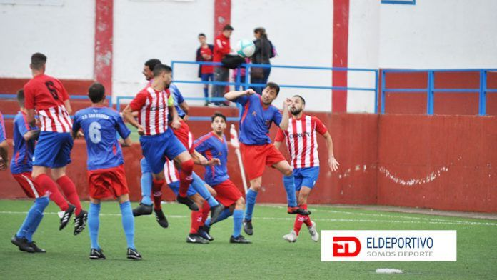 Remontada del San Andrés para colarse en puestos de playoff.