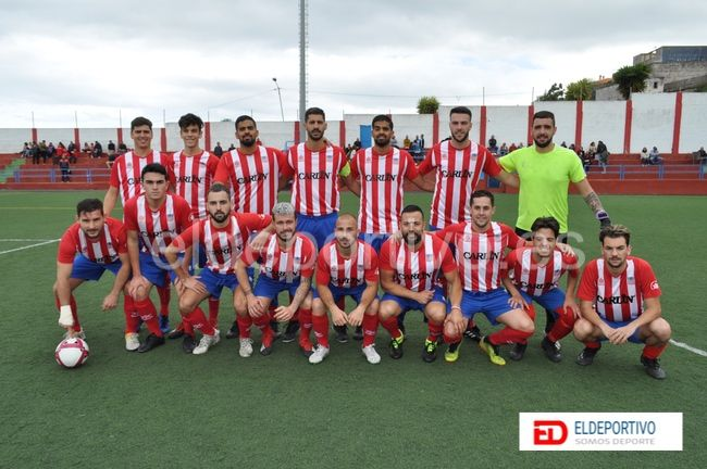 Once inicial del UD Tacoronte.