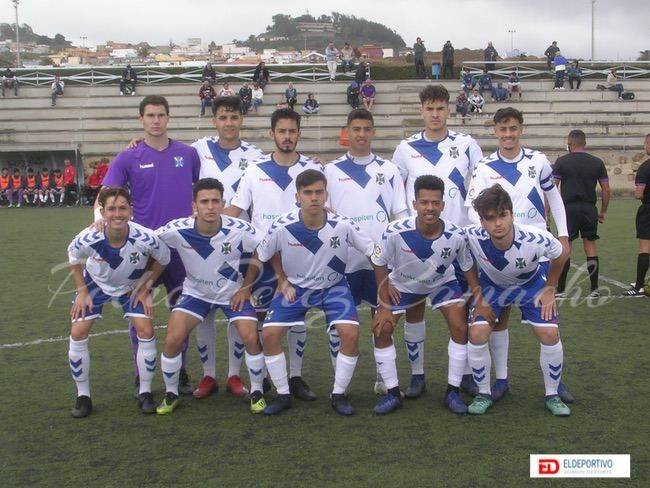 Once inicial del Tenerife.
