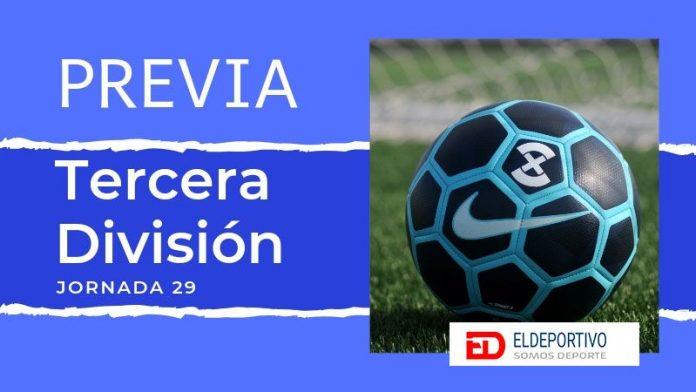 Previa Tercera División Grupo Canario, jornada 29.