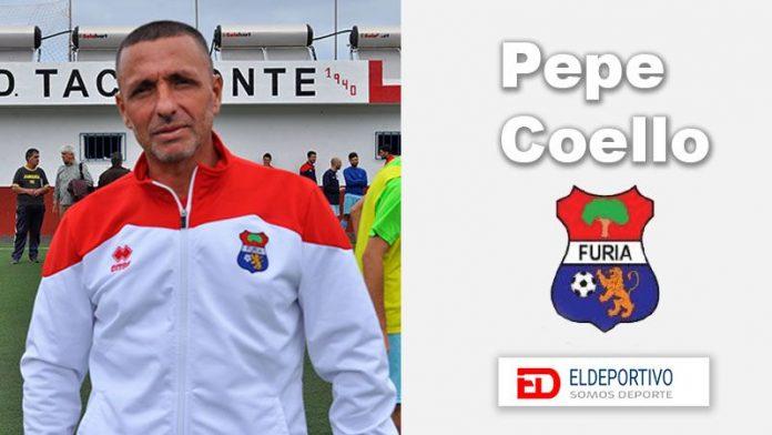 Pepe Coello da por finalizado su ciclo en el CD Furia Arona.