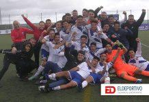 El CD Tenerife juvenil puso el broche final.
