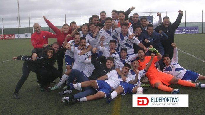 El juvenil CD Tenerife ya conoce sus rivales.