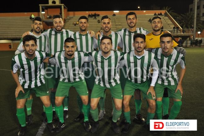 Once inicial del CD Ofra.