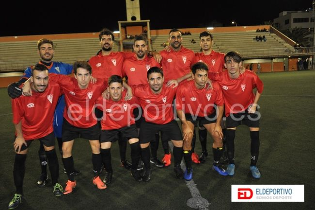 Once inicial del Valle Guerra.