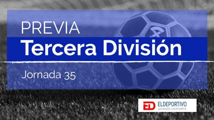 Previa Tercera División, Grupo 12 – Jornada 35.