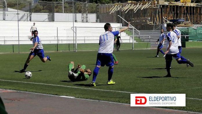 El Santos Reyes triunfa y vuelve a la tercera plaza.