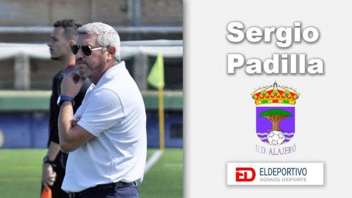 Entrevista a Sergio Padilla, entrenador de la UD Alajeró.