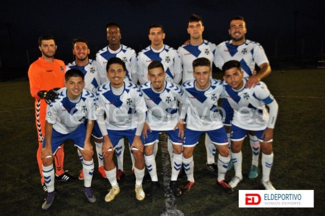 CD Tenerife C, once inicial.
