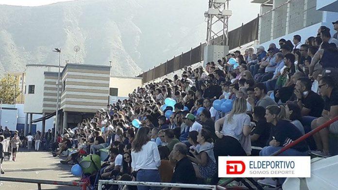 Tenerife se vuelca con el fútbol femenino.