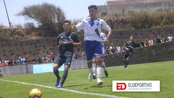 Triunfa el Real Madrid en la Ciudad Deportiva.