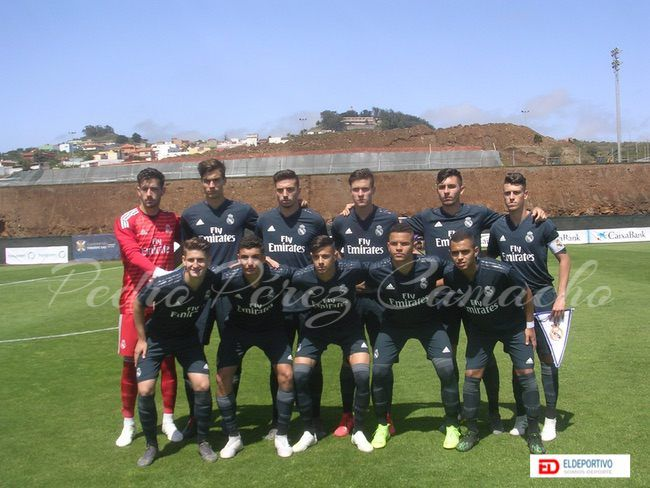 Once del Real Madrid CF.