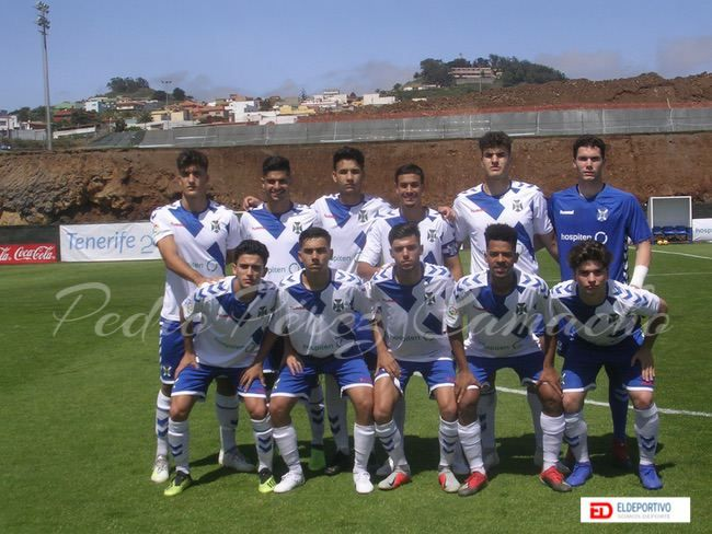 Once del CD Tenerife SAD.