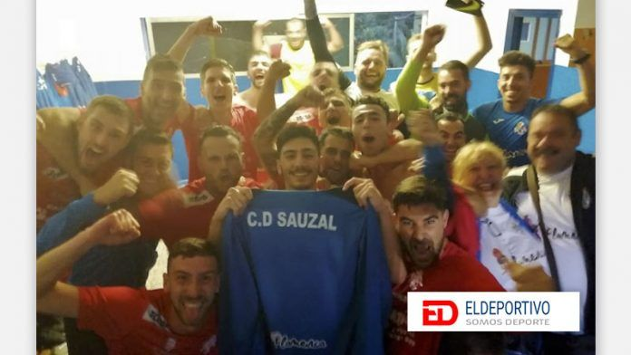 El C.D. Sauzal primero del Grupo 1.