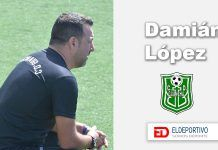 Damián López no continúa en el CD Guancha.