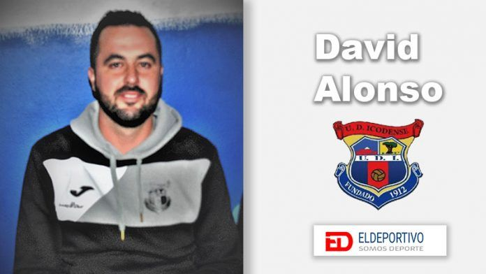 David Alonso se despide.
