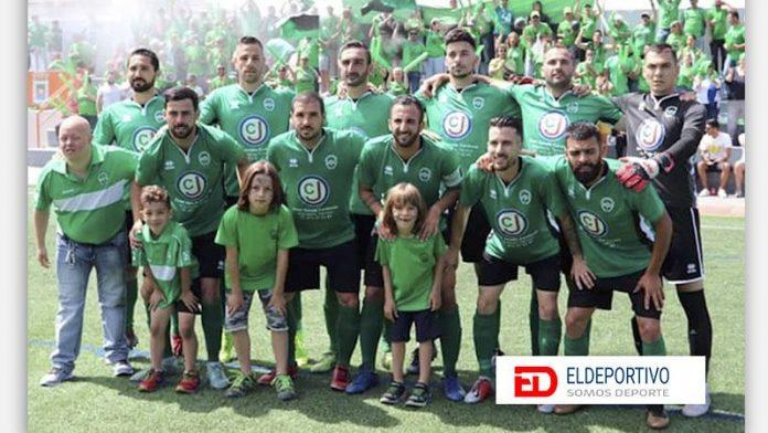 Representante palmero en las eliminatorias de ascenso a la tercera división.